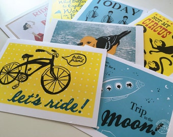 Greeting Cards, SPECIAL: mix and match 8 pack