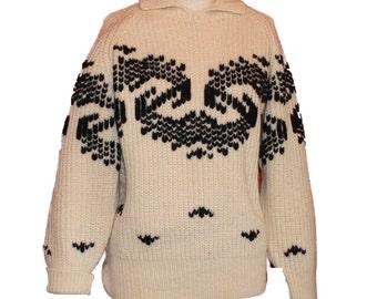 90s Sweater Esprit Sport Size S Bust 46