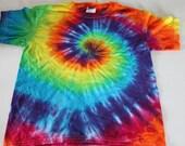 Kids classic tie dye tee shirt