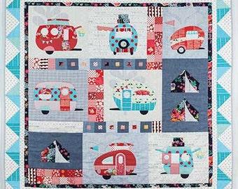 Vantastic Quilt Pattern Pack