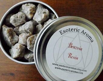 Benzoin Resin Incense from Sumatra - Styrax resin, incense resin, natural incense, ritual, ceremony, Wiccan, Pagan, witchcraft, meditation