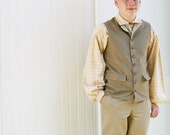 Colonial Boy's Costume/Revolutionary War Soldier Costume - Ready to Ship - Choose Your Size
