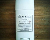Naked Natural Deodorant - Unscented, Aluminum Free, 100% Natural