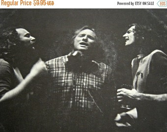Crosby, Stills & Nash-CSN LP Vinyl Album