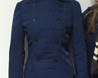 Bucky Barnes, World War 2 Uniform Jacket  from Captain America