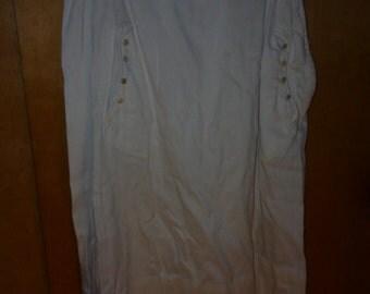 Boho Chic Gypsy Soul Victorian Steampunk Skirt Vintage Bohemian Dress Burning Man Festival Clothing Shabby Chic Victorian 1850s Petticoat