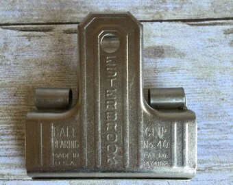 Esterbrook Ball Bearing Clip No. 40 EXTRA LARGE