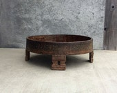 Chakki / Grinding Table / India Style / Moroccan Style / Turkish Style / Global Style / Shipping Included in the U.S.