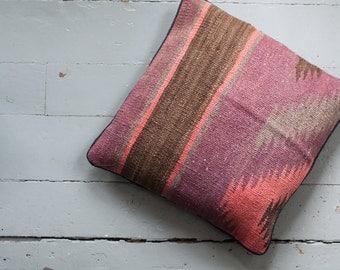Turkish Kilim pillow - Margot