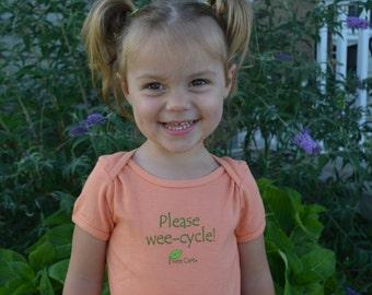FREE SHIPPING* Children's Organic Cotton T-shirt
