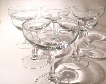 Gold rimmed crystal champagne flutes lenox set of by hazelroberts - Lenox gold rimmed wine glasses ...