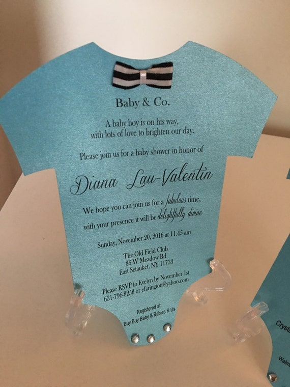 tiffany and co baby shower