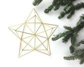 STAR  medium air planter/ tree topper