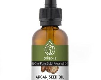 100 percent  Pure Organic Argan oil -Skin, Hair, Anti-aging 1.oz / 30ml