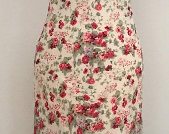 Handmade 30's replica Floral Dress