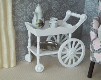 1:4 Tea Table for Poppy Parker, MiniFee, MSD Dolls
