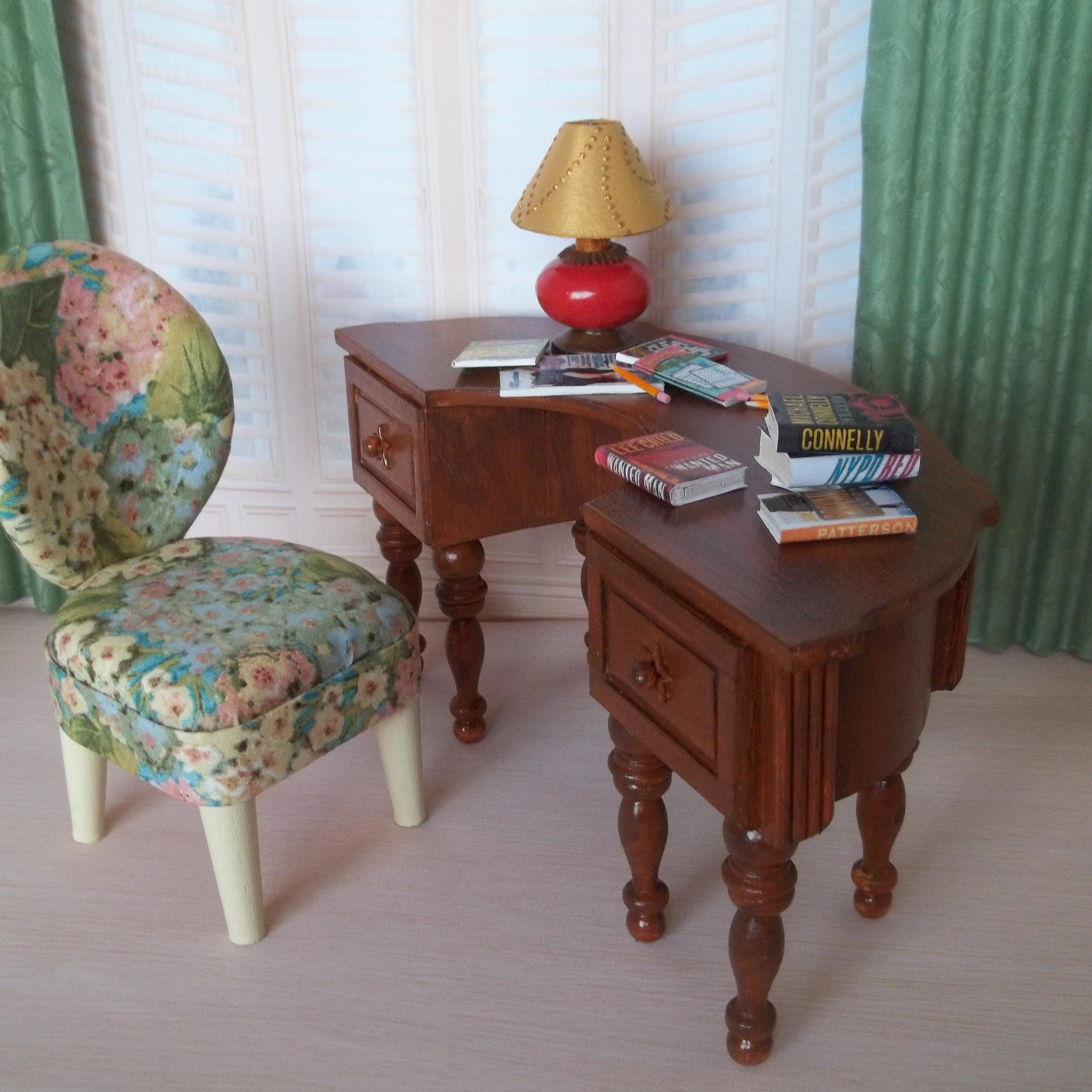 Custom Ordered BJD And Barbie Doll Furniture By Bedsbystar