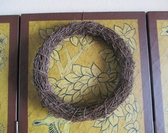 Vintage Wreath For Crafting