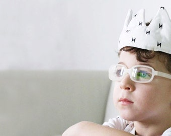 Kids Crown - Boys Costume - Unisex Crown - Boy Gift - Girl Gift Under 20