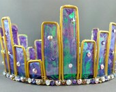 Custom Queen of the Dream World Crown - Balance and Shipping