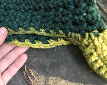 Crochet Trooper Hat