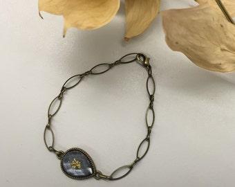 CA Yours Bracelet_Blue