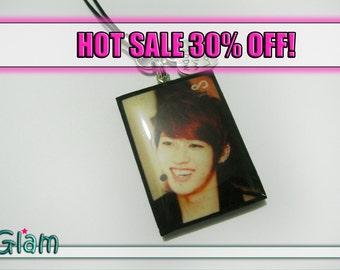 SALE INFINITE limited esition Sungyeol Handmade Phone Charm