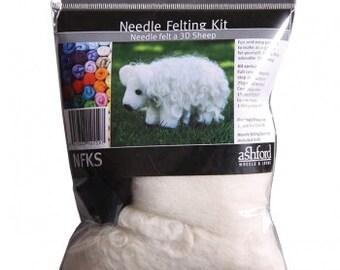 Needle Felting Beginner Kits