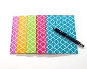 Notebook, journal, diary, sketchbook - Set of 5 - Ready to ship!