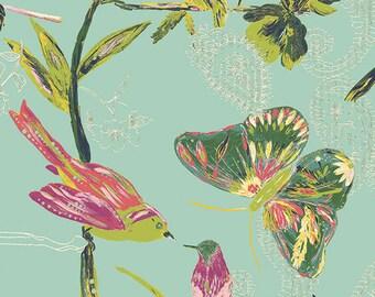 1 Yard C'est la Vie Spring, Joie de Vivre Collection by Bari J, Art Gallery Fabrics, Quilting Cotton