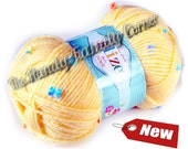 Alize Baby Flower yarn. Soft yarn, hypoallergenic, flower/butterfly yarn, Colour of your choice. Set of 5 skeins Wholesale DSH
