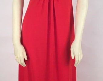 Red Evening Gown or Special Occasion Dress
