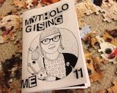 Mythologising Me 11 zine