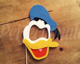 Duck Mask Photo Prop | Donald Duck Prop