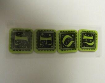 Noel Stamp Set