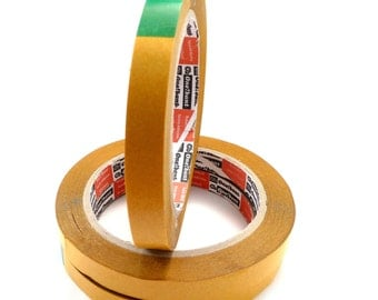 6mm or 12 mm Wonder tape, double stick hemming web for sewing, fabric leather 1 pcs, AGW