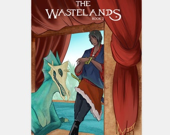 The Wastelands: Book 2