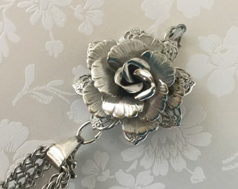 Vintage Assemblage Bracelet, Statement Piece, One of a Kind