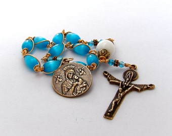 Unbreakable single Decade Rosary - Rosary Of Our Mother Of Perpetual Help