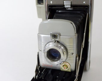 1950's Polaroid Model 80 Land Camera Highlander