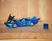 8GB Batmobile Flash Drive 1980s batmobile recycled corgi 1:43 Batman Usb stick laptop macbook pro accessory gift geeky boyfriend