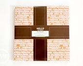Carkai Ten-Square, Complete Collection and Coordinates, Carolyn Friedlander, Robert Kaufman, 100% Cotton Ten Inch Charm Pack, TEN-425-42