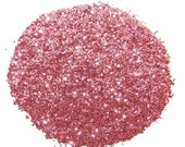 Rose Copper SOLVENT RESISTANT Glitter 0.015 Hex - 1 Fl. Ounce for Glitter Nail Art, Glitter Nail Polish and Glitter Crafts