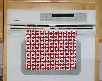 Tea Towel Red