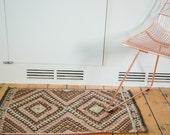 RESERVED 2x3 Vintage Kilim Rug Mat