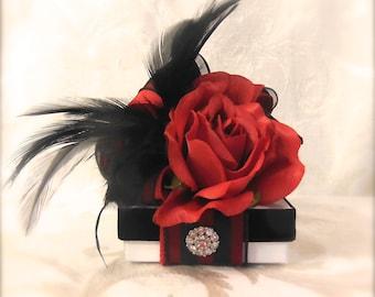Gift Box Favor Box, Jewlery Box, Wedding, Gift Box, Favors, Jewelry, Mothers Day, Christmas, Bridesmaids, Handmade, Decorative Boxes