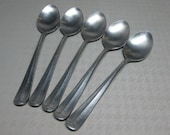 LIBERTY BELLE SCC stainless steel japan set of five teaspoons