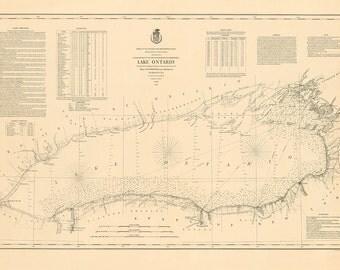 Lake Ontario – 1877