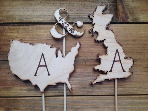 country wedding cake toppers australia usa amp or international wedding cake topper your 13005