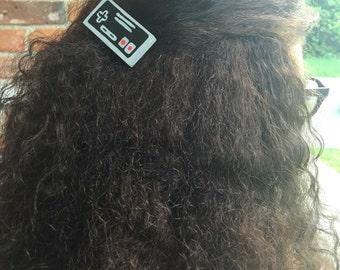 NES Controller Hair Clips (2)